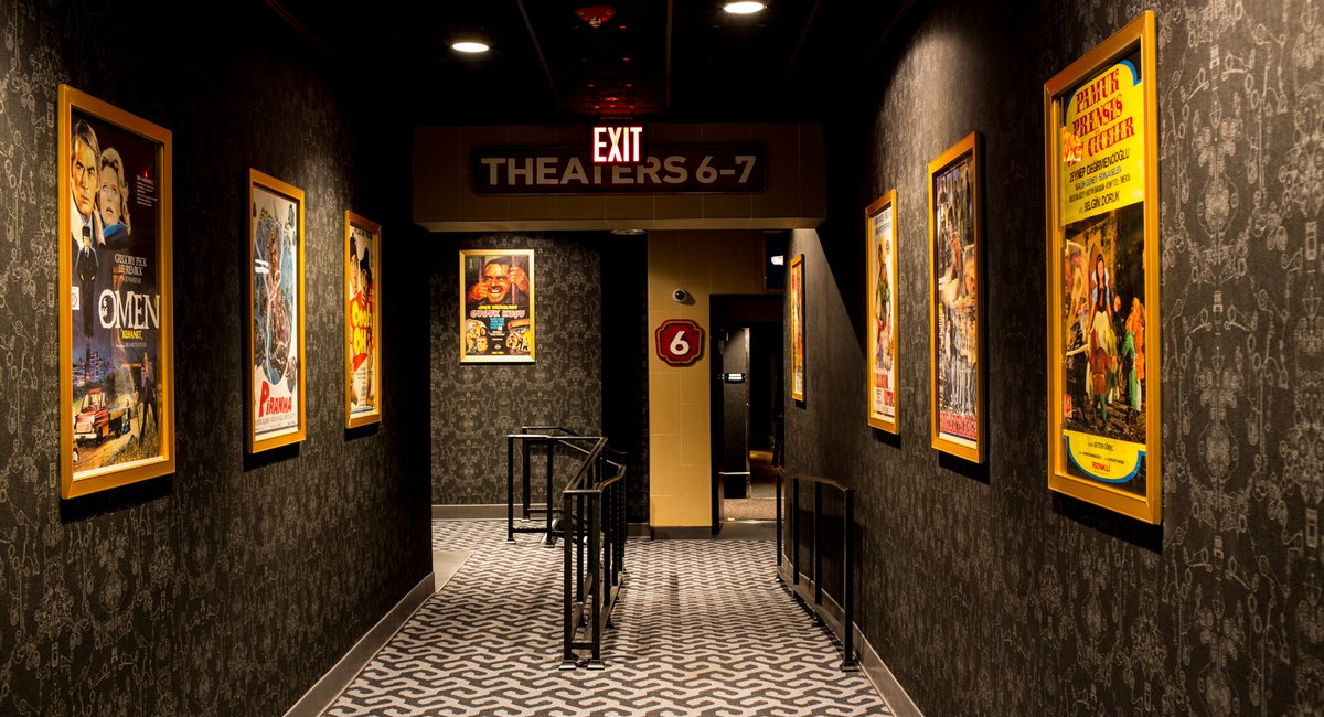 Alamo Drafthouse Lower Manhattan Opening On October 18th
