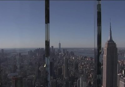 Check Out NYC's Newest Observation Deck, From the Tallest Office Tower in Midtown – NBC New York