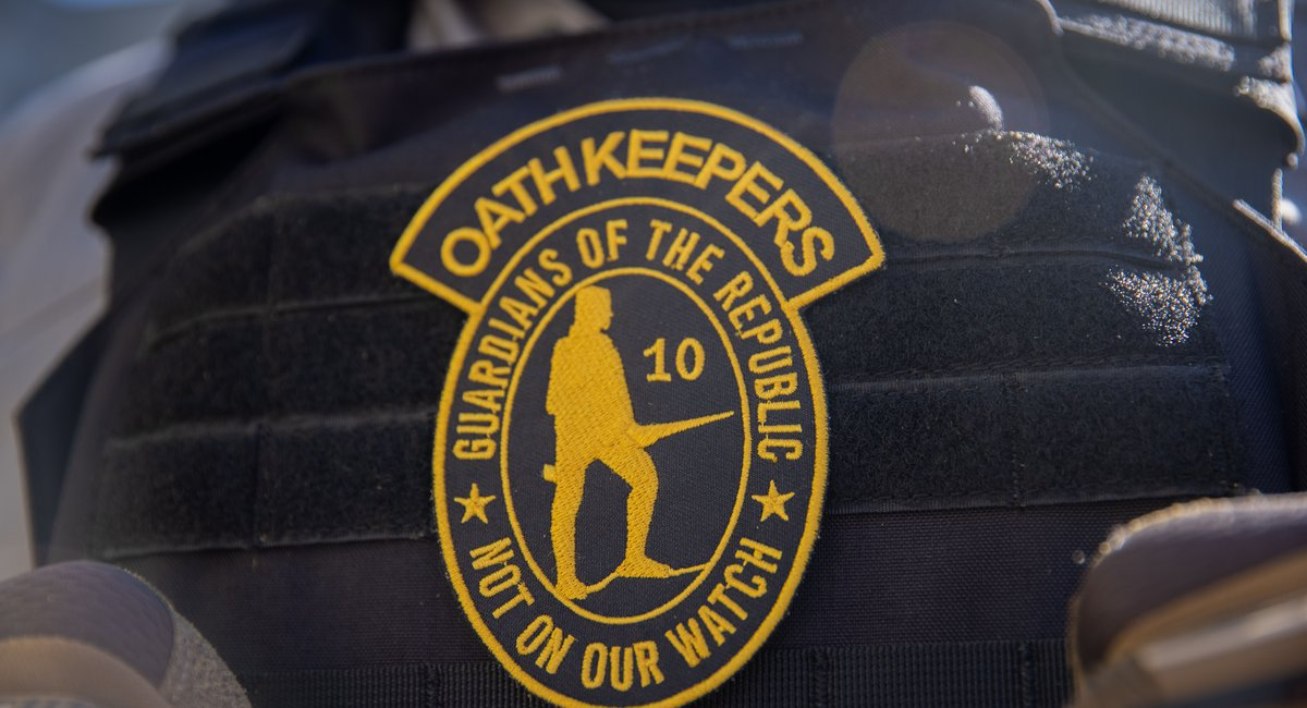 Hacked Records Reveal Hundreds Of Oath Keepers Across New Jersey