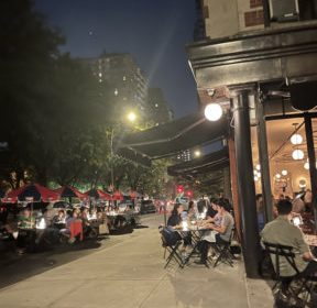 Op-Ed | Outdoor dining is in danger due to city regulations on heaters